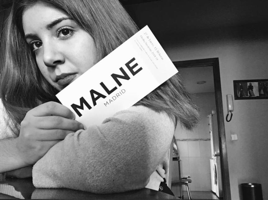 Lauren en Malne.